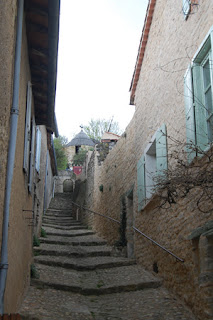 Lautrec, a most beautiful village of France