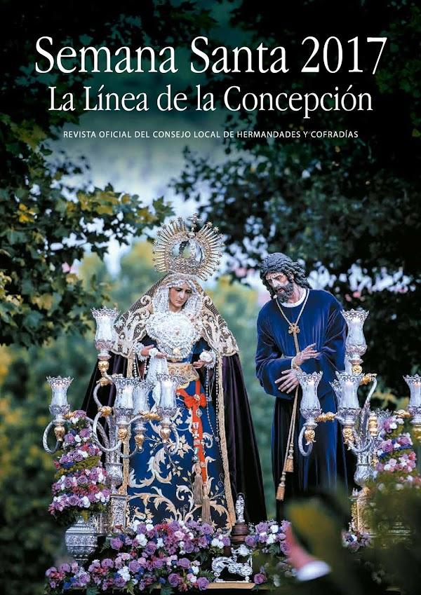 Programa, Horario e Itinerario Semana Santa La Linea de la Concepción (Cádiz) 2017