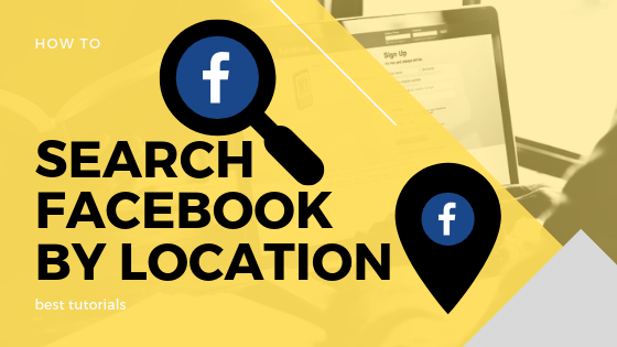Search Facebook Friends By Location<br/>