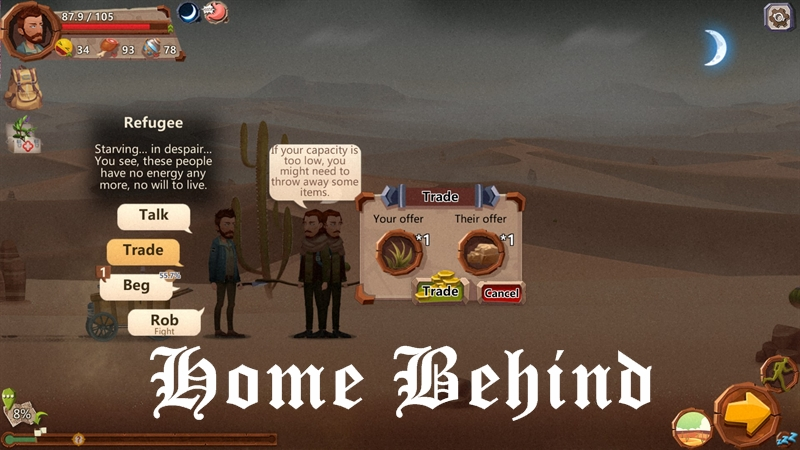 Home Behind PC Game Free Download Poster