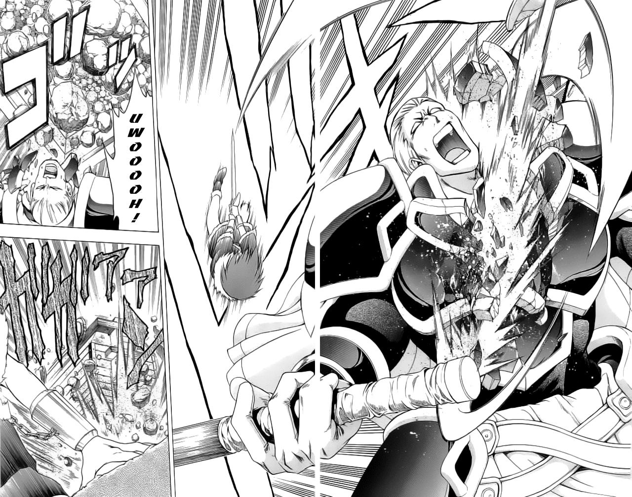 Fire Emblem - Hasha no Tsurugi chap 015 trang 41