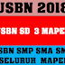 USBN TAHUN 2018, SD 3 MAPEL DAN SMP SMA SMK SELURUH MAPEL