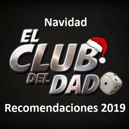 El Club Del Dado Juegos Para Navidad 2018