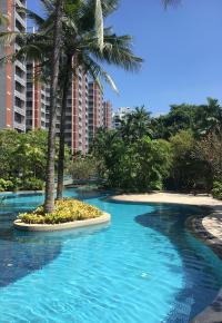 Bangkok Garden swimming pool