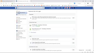 Cara Mengamankan Akun Facebook hasil Phising