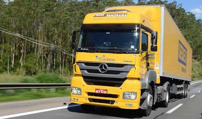 Mercedes-Benz renova parte da frota da Transpanorama com 222 caminhões