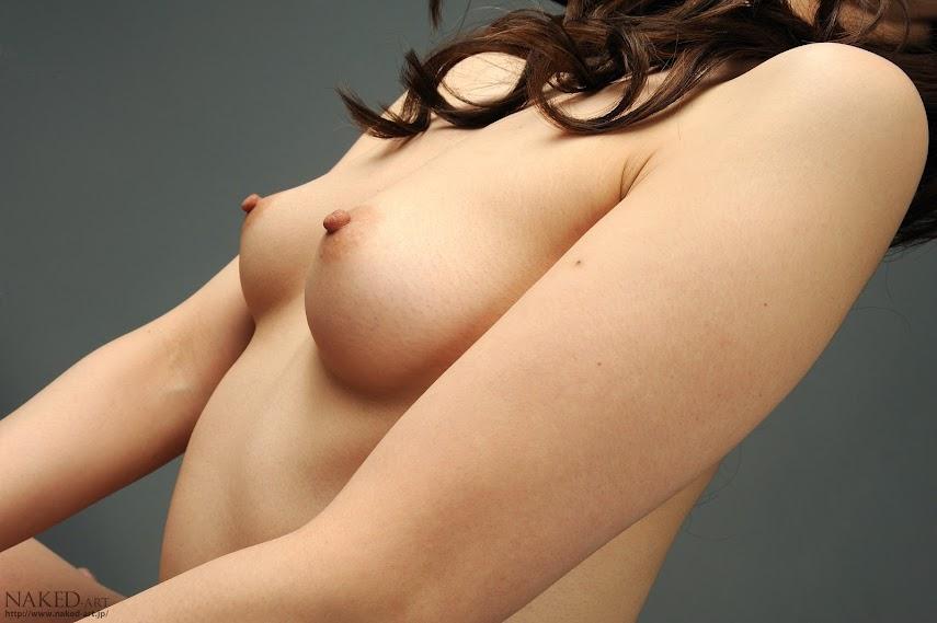 NakedArt-068 Naked-Art No.00068 Hotami Takasaka 高坂保奈美
