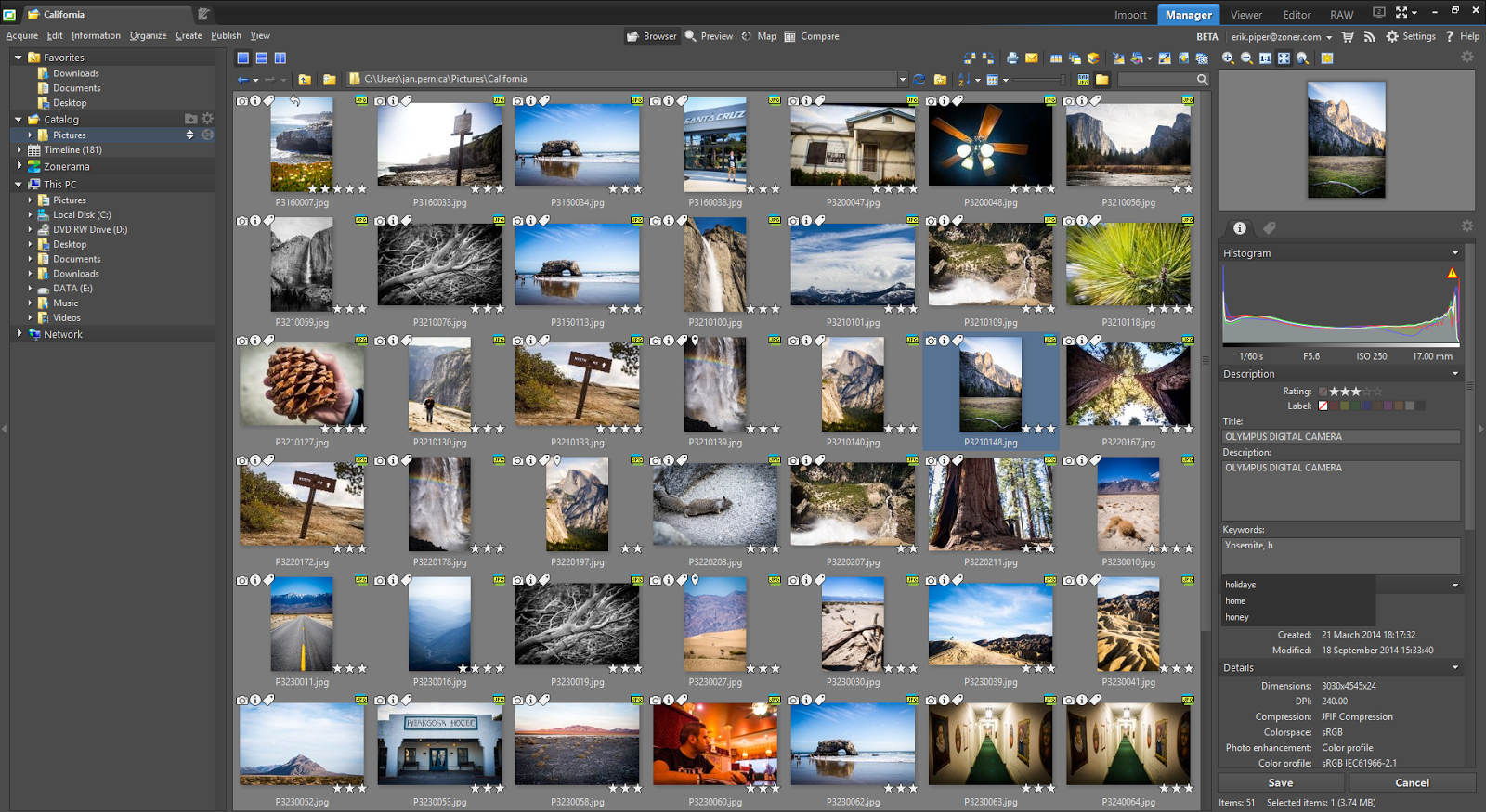 Professional photo editor software for pc