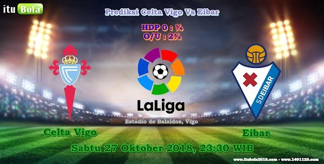 Prediksi Celta Vigo Vs Eibar - ituBola
