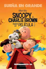 Snoopy y Charlie Brown Peanuts La Pelicula