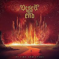 """Το βίντεο των Desert Near The End για το """"Of Fire and Stars"""" από το ομότιτλο album"""