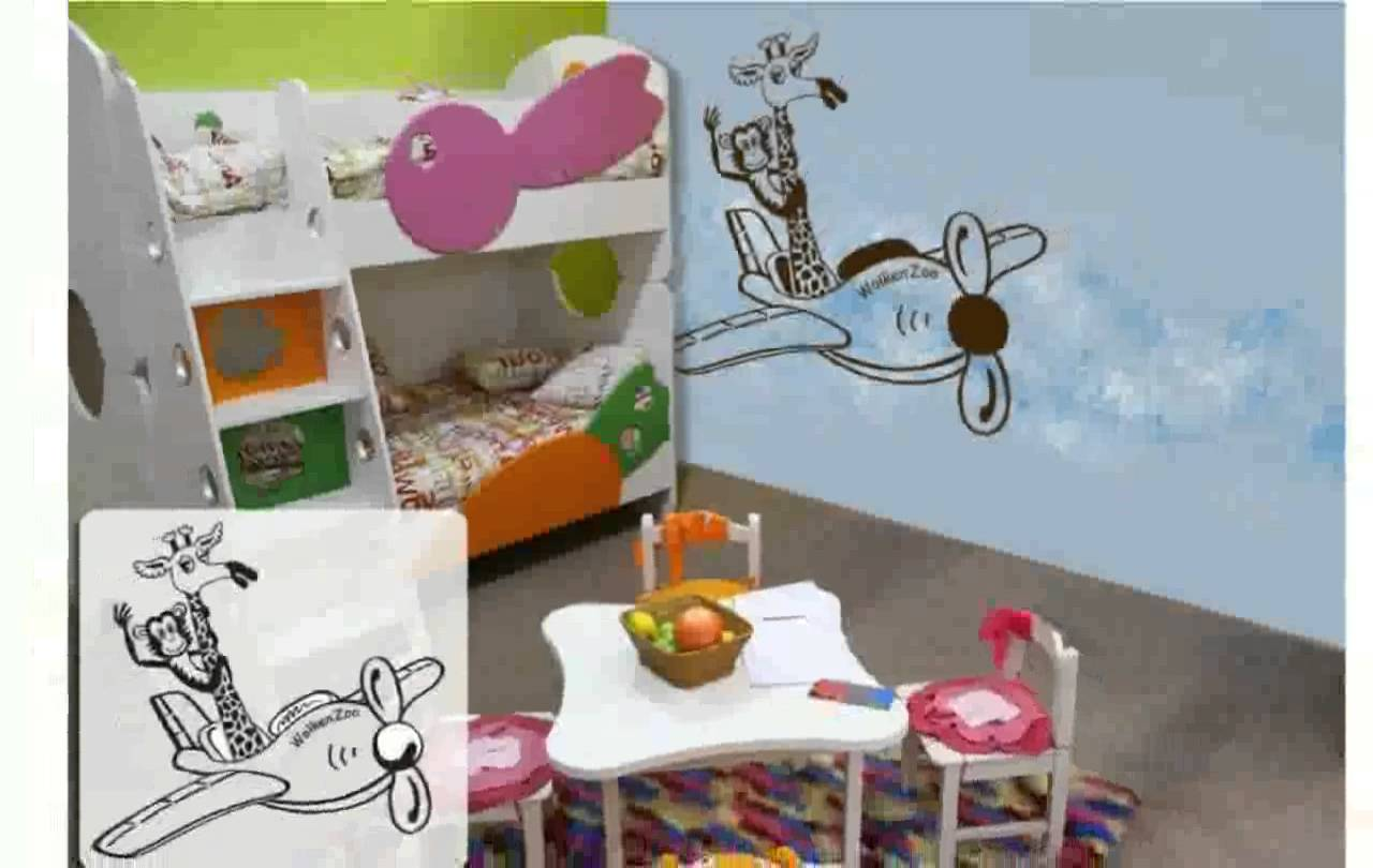 kinderzimmer ausmalen ideen - Home Creation