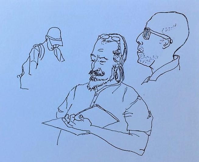 desenhos vagabundos