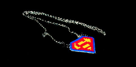 How to make super hero jewelry for little guys the beading gems how to make super hero jewelry for little guys mozeypictures Images