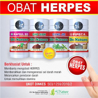 SALEP ANTIBIOTIK UNTUK   PENYAKIT GATAL VIRUS HERPES