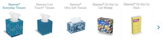 Kleenex 2014