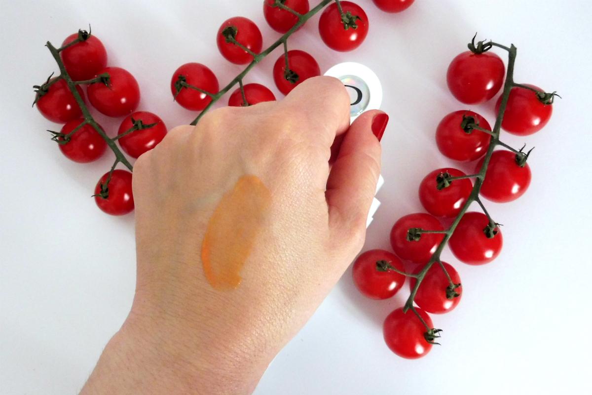 Mon avis sur la crème d'eau Diabolique tomate de Garancia - Par Lili LaRochelle à Bordeaux