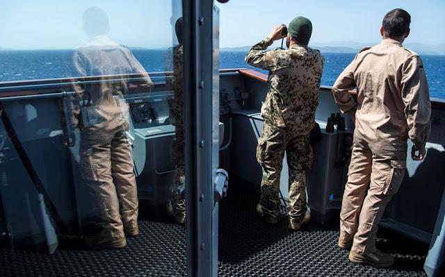 Το ΝΑΤΟ ως μηχανισμός απορρόφησης των  ενδο-ευρωπαϊκών κρίσεων στην περίοδο της προσφυγικής κρίσης