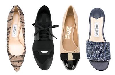 Jenis sepatu yang cocok dengan celana pipa lebar