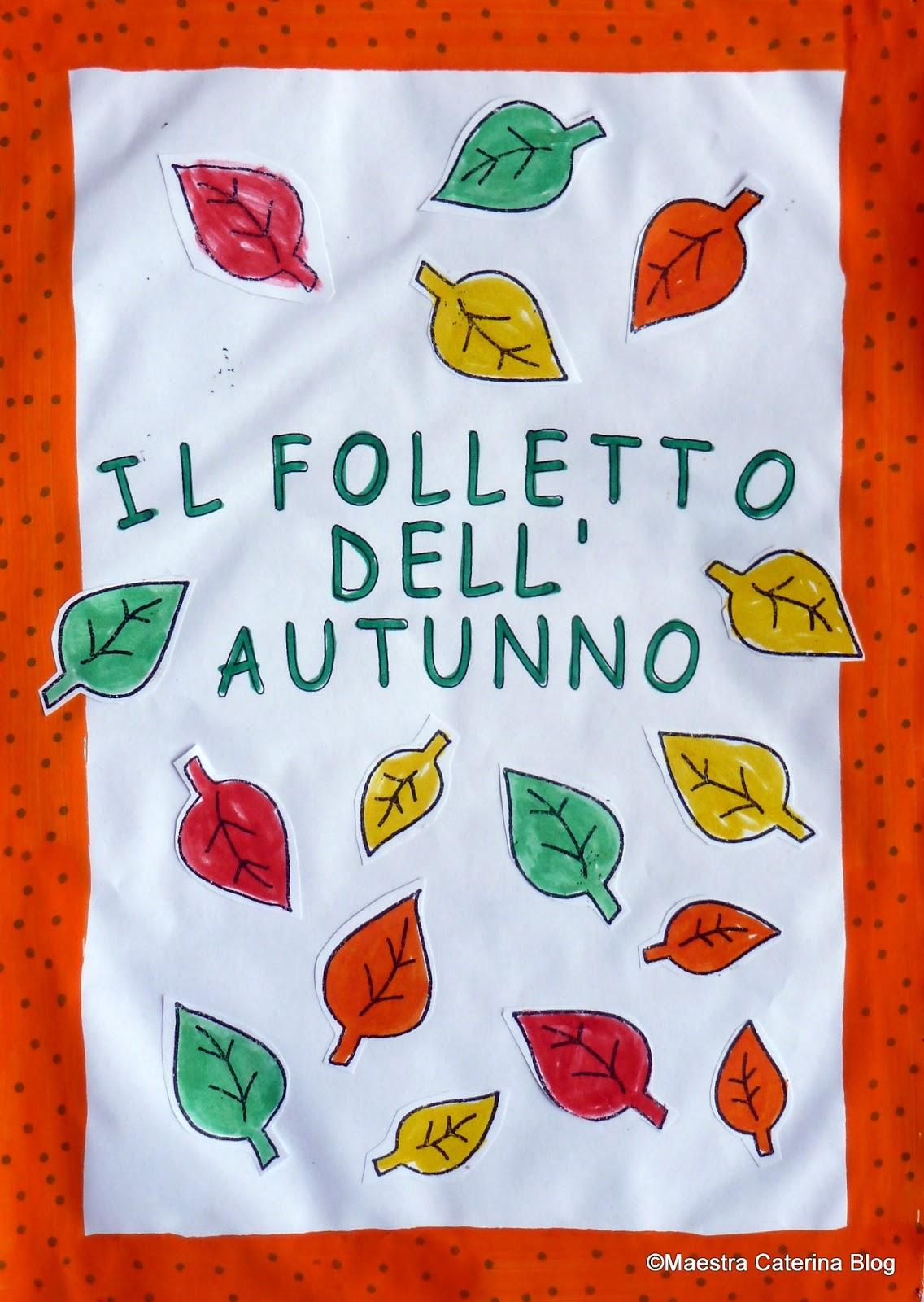 Maestra Caterina: Il Folletto dell'autunno