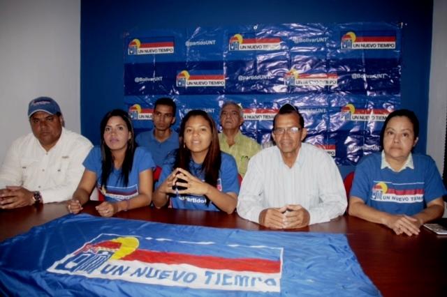 Ratificada reestructuración de UNT en el estado Bolívar