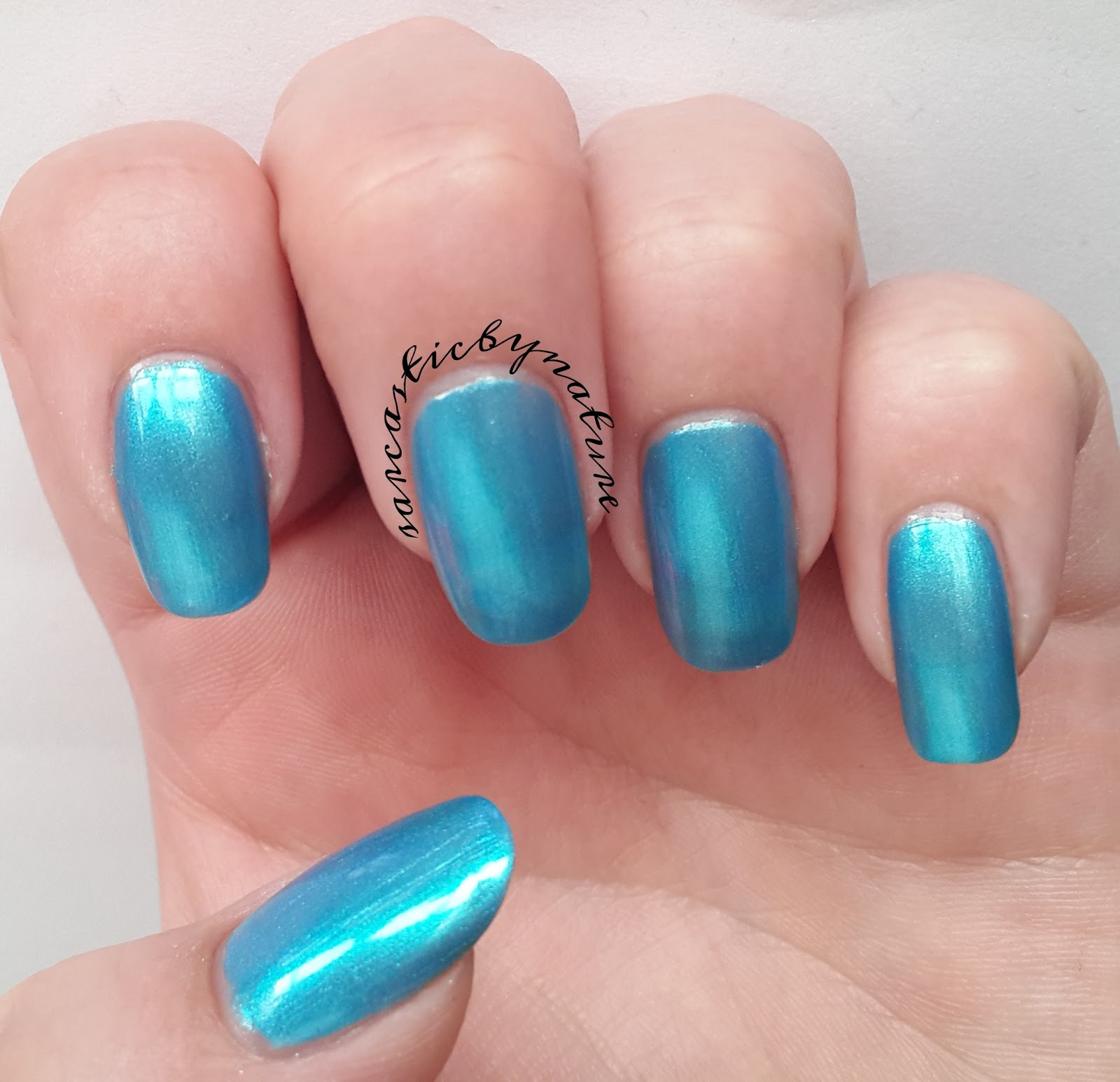 Sarcastic By Nature Hean Nail Polish 278 Jungle Pop Collection