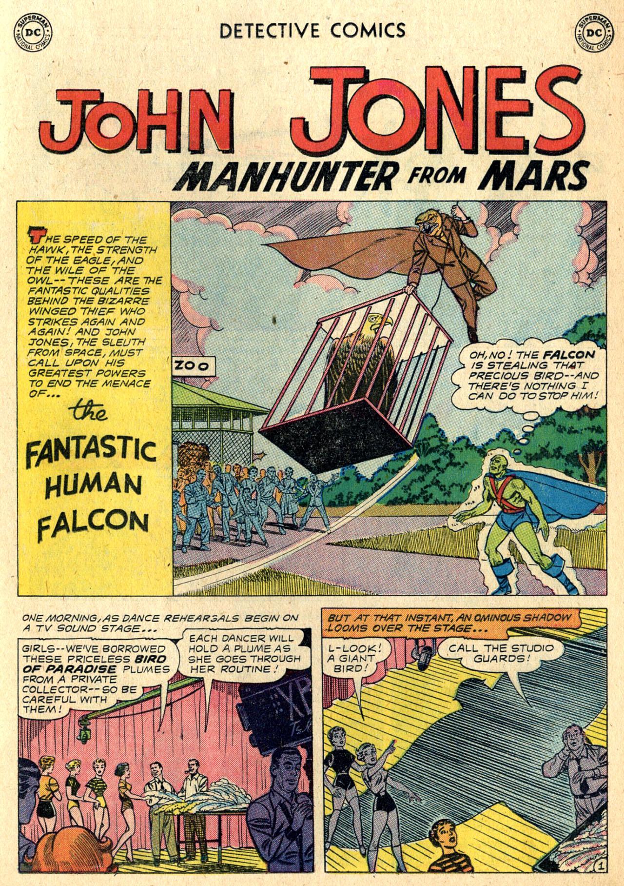 Read online Detective Comics (1937) comic -  Issue #265 - 27