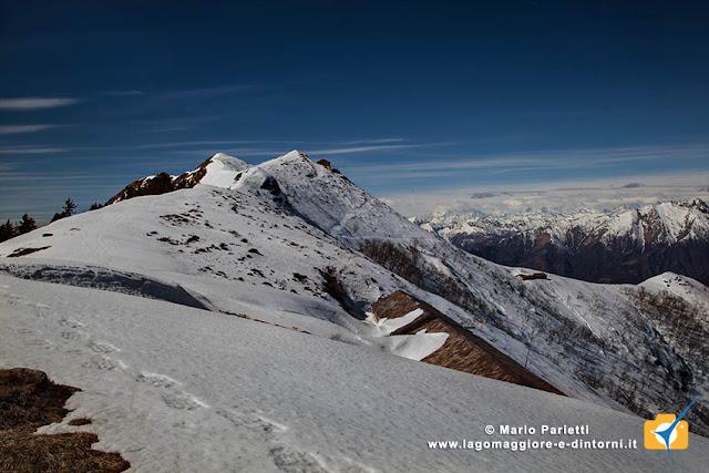 Monte Gambarogno a colori