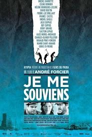 Je me souviens (2009)