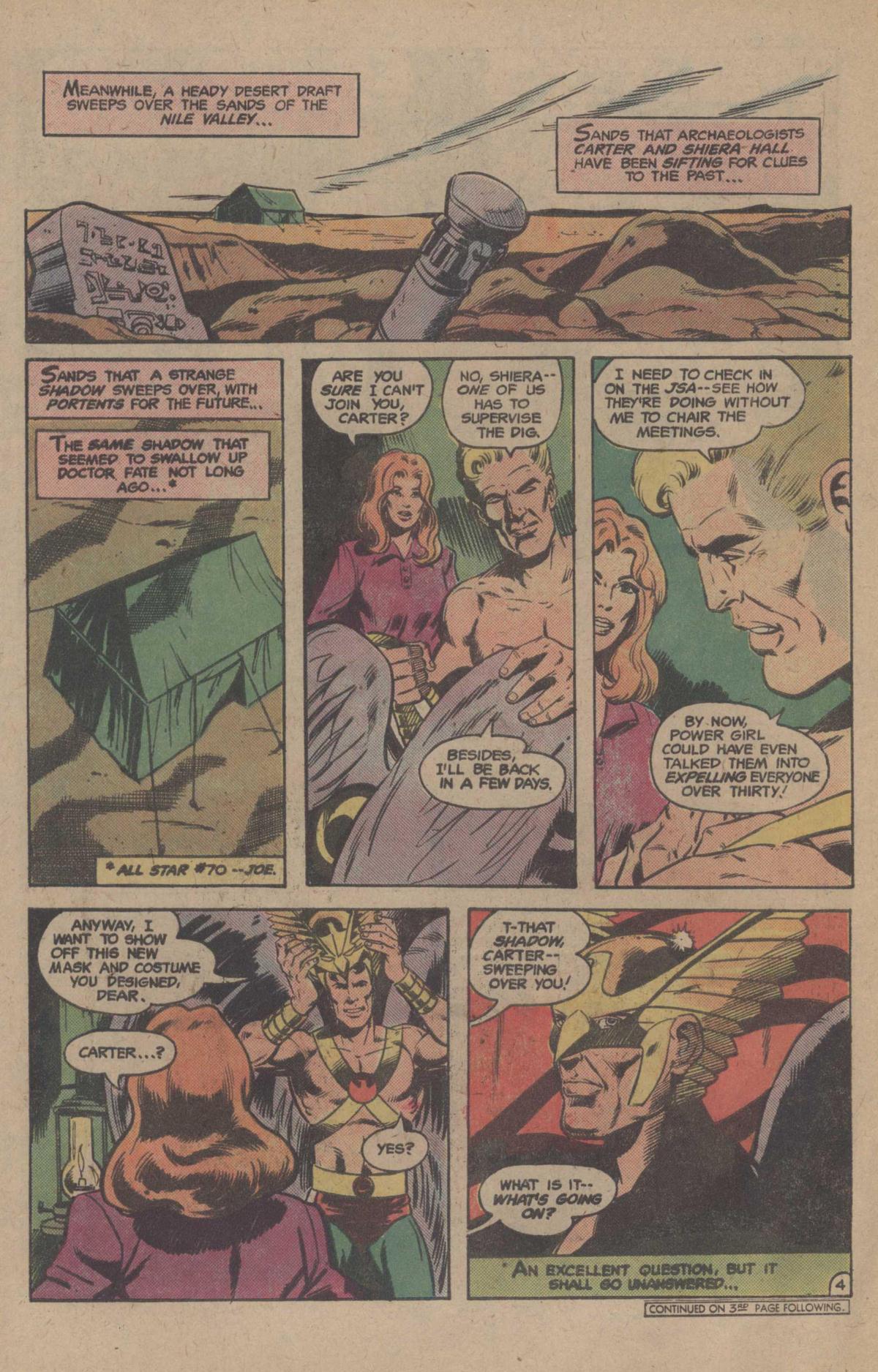 Read online All-Star Comics comic -  Issue #72 - 6