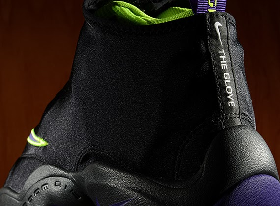 lowest price 77a0b 95869 Nike Air Zoom Flight The Glove – Black – Court Purple – Volt   Relaese date