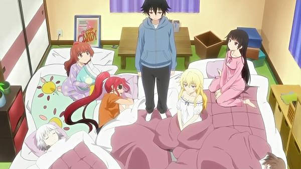 Onii-chan dakedo Ai Sae Areba Kankeinai yo ne! - Rekomendasi anime romance adik suka kakak
