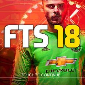 FTS 18 Pro Evolution Apk