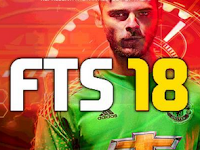 Download FTS 18 Pro Evolution Apk Data + OBB Full Gratis HD