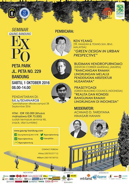 Seminar Gaung Bandung Expo