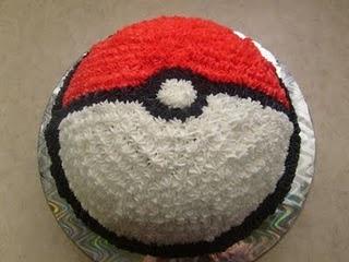Bolo festa Pokemon go
