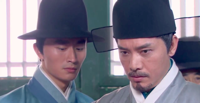 ep 20 scene from Imperial Doctress, a Chinese palace drama