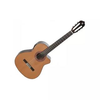 spesifikasi gitar Alhambra 3 C CW E-1
