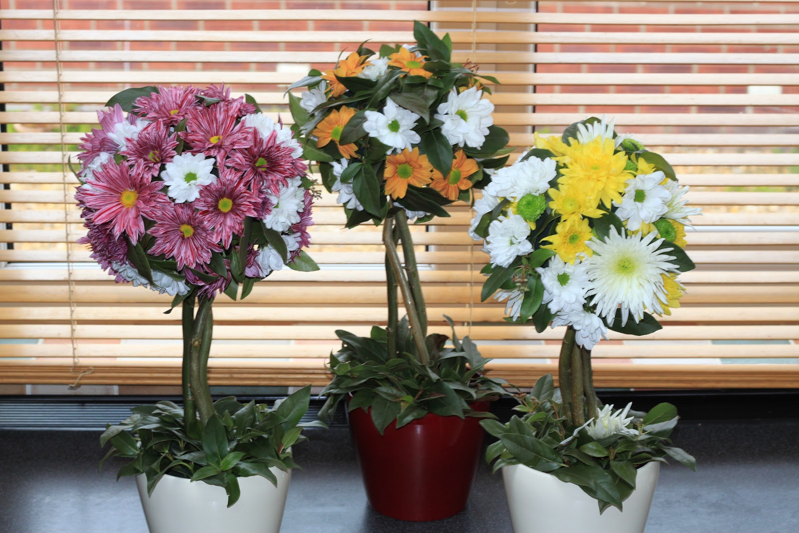 Water Lily Wishes: DIY Crafts - Flower Arranging