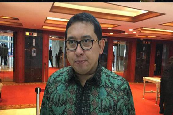 Fadlizon Mengatakan Pidato Jokowi Tidak Sesuai Dengan Kenyataan di Lapangan