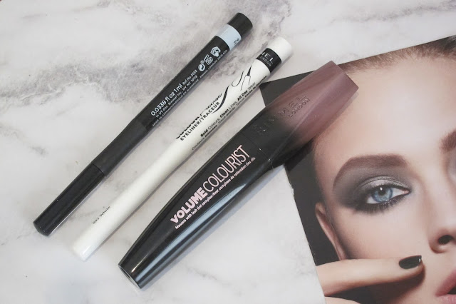 22c74a17e26 Rimmel Wonder'full Volume Colourist Mascara and Colour precise Eyeliners*