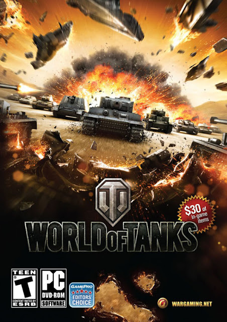 World of Tanks Download Cover Free Game