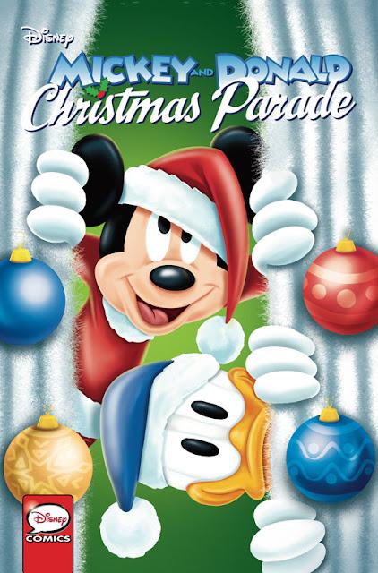 """Mickey and Donald: Christmas Parade"""