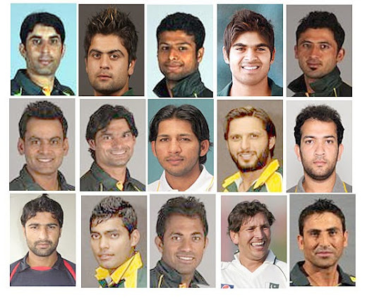 ICC Cricket World Cup 2015 Pakistan Squad List and Team Stats