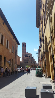 Traveling: Bologna baby!