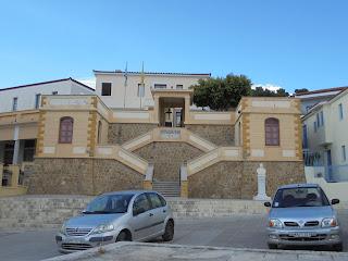 το Αλεξανδράκειο Γηροκομείο στην Καλαμάτα