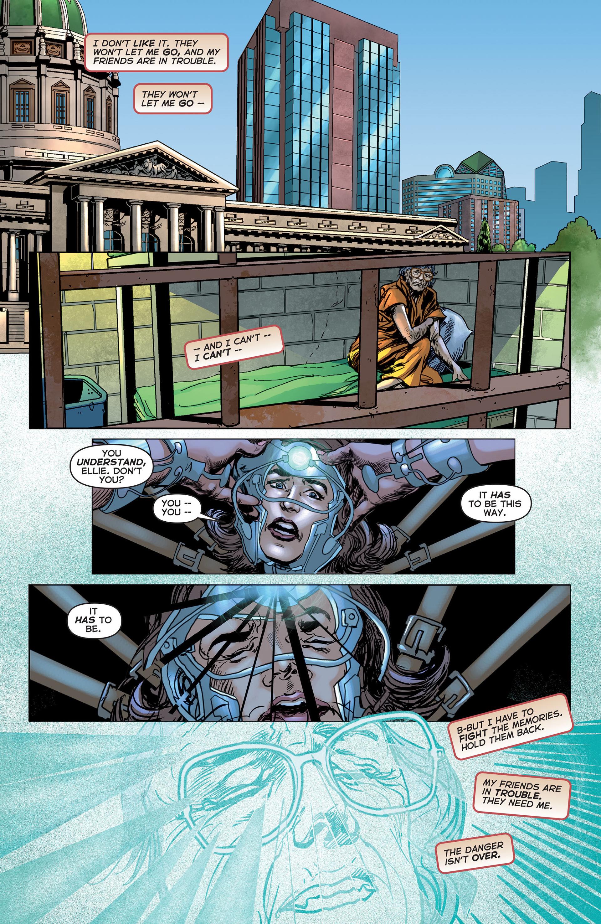 Read online Astro City comic -  Issue #15 - 5