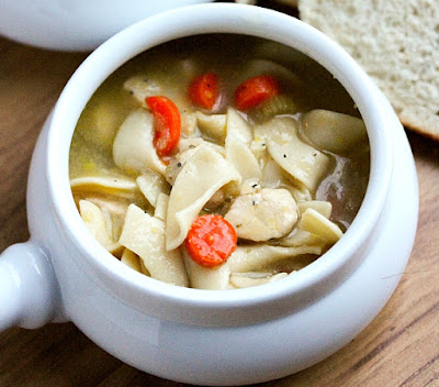Jason's Deli Chicken Noodle Soup Recipe