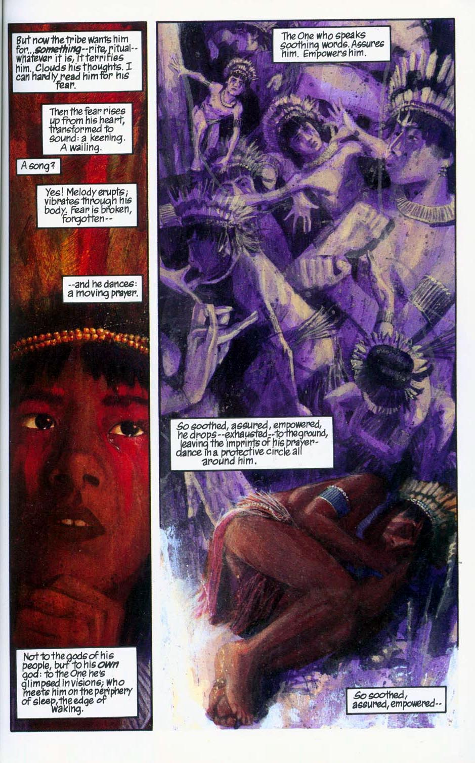 Read online Mercy comic -  Issue # Full - 24
