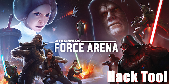 Star Wars Force Arena Cheat Tool